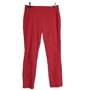 RW & CO Coral Stretch Ankle Crop Pant M